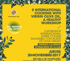 Charlas educativas sobre aceite de oliva y salud. RIBOLIVA