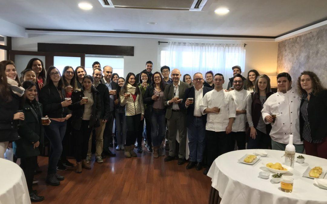 II Workshop Internacional sobre cocina saludable