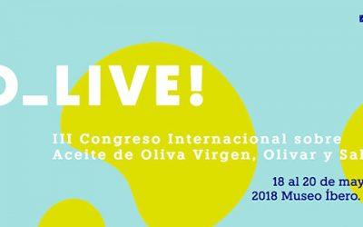III Congreso sobre Aceite de Oliva Virgen, Olivar y Salud