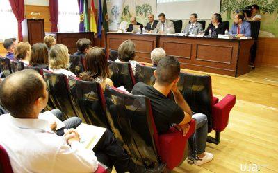 Inauguración del XVI Curso Experto en análisis sensorial de Aceites de Oliva