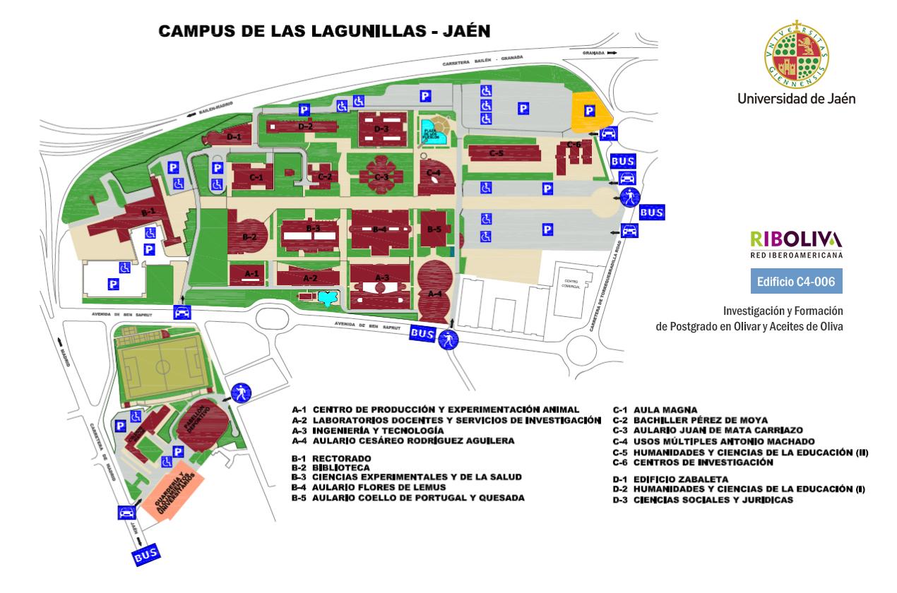 Mapa-UJA---RIBOLIVA-Red-Iberoamericana2